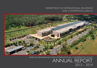 African Renaissance and International Cooperation Fund Annual Report 2013 - 2014