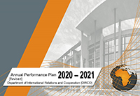 Annual Performance Plan  2020 - 2021 Revised