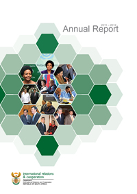 DIRCO Annual Report for 2011 - 2012