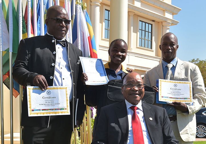 sadc secondary school essay competition A grade 11 pupil from thengwe secondary has made the area proud by becoming one of the runners-up in the sadc secondary schools essay competition.