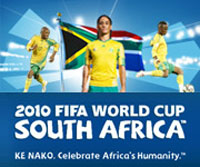2010 FIFA Soccer World Cup - South Africa