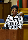 Address by Deputy Minister Reginah Mhaule at the Budget Vote Speech of the Department of International Relations and Cooperation, Parliament, Cape Town, South Africa, 15 May 2018.