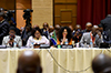 Minister Lindiwe Sisulu attends the 20th Meeting of the SADC Ministerial Committee of the Organ (MCO) on Politics, Defence and Security Cooperation, Luanda, Republic of Angola, 22 June 2018.