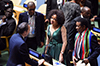 Minister Lindiwe Sisulu at the United Nations General Assembly Elections for the non-permanent seats in the Security Council, New York, USA, 8 June 2018.