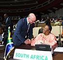 Minister Naledi Pandor attends the 35th Ordinary Session of the Executive Council of the African Union (AU), Niamey, Niger, 4 - 5 July 2019.