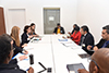 Bilateral Meeting between Deputy Minister Alvin Botes and the Deputy High Commissioner of Human Rights, Ms Nada Al-Nashif, at the High-Level Segment of the 43rd Session of the United Nations (UN) Human Rights Council, Geneva, Switzerland, 25 February 2020.