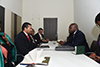 Bilateral Meeting between Deputy Minister Alvin Botes and the Secretary of State for Foreign Affairs of Angola, Mr Tete Antonio, at the High-Level Segment of the 43rd Session of the United Nations (UN) Human Rights Council, Geneva, Switzerland, 26 February 2020.