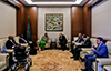 Bilateral Meeting between Minister Naledi Pandor and the Minister of Foreign Affairs of Egypt, Mr Sameh Shoukry, at the 36th Ordinary Session of the Executive Council of the African Union (AU), Addis Ababa, Ethiopia, 7 February 2020.