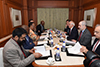 Bilateral Meeting between Minister Naledi Pandor and the European Union (EU) High Representative for Foreign Affairs and Security Policy and Vice President of the EU Commission, Mr Joseph Borrel Fontelles, Taj Palace, New Delhi, India, 16 January 2020.