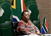 Minister Naledi Pandor participates in the Southern African Development Community (SADC) Ministerial Committee of the Organ Meeting, Pretoria, South Africa, 15 September 2020.