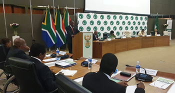 Address by President Cyril Ramaphosa at the South African Heads of Missions Conference (HoM), OR Tambo Building, Pretoria, South Africa, 28 January 2020.