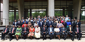 South African Heads of Missions Conference (HoM), OR Tambo Building, Pretoria, South Africa, 28 January 2020.