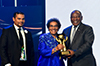 Department of International Relations and Cooperation (DIRCO) hosts the annual Ubuntu Awards for 2020, Cape Town International Convention Centre (CTICC), Cape Town, South Africa, 15 February 2020.