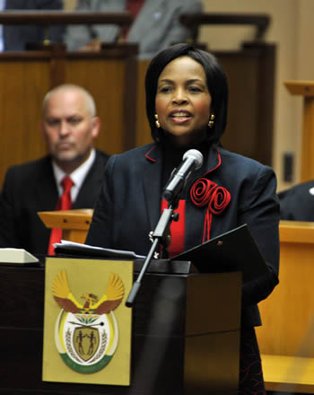 DIRCO Budget Vote Speech 2012 by Minister Maite Nkoana-Mashabane, Cape Town, South Africa, 25 April 2012.