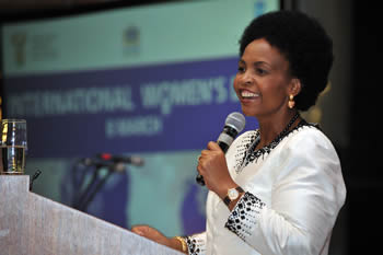 Closing Remarks by Minister Maite Nkoana-Mashabane at the International Womans Day Event held at DIRCO Head Offices, Pretoria, South Africa, 8 March 2012.