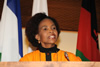 Minister Maite Nkoana-Mashabane delivers her Opening Remarks at the commencement of the SADC Ministerial Committee of the Organ Meeting, Pretoria, South Africa, 30 July 2012.