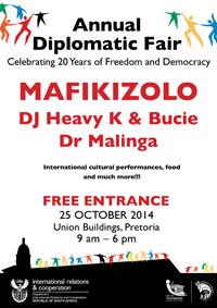 Annual Diplomatic Fair 2014