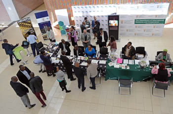 Open Day at DIRCO Head Office, Branch HRM and Asia & Middle East, OR Tambo Building, Pretoria, South Africa, 7 August 2014.