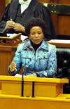 Budget Vote Speech by Minister of International Relations and Cooperation, H. E. Ms Maite Nkoana Mashabane, at the National Assembly, Cape Town, South Africa, 30 May 2013.