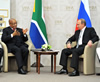 South Africa - Russia Bilateral Meeting, Ufa, the Russian Federation, 1-15 July 2015.