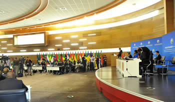The Senior Officials Meeting of the Forum on China - Africa Cooperation (FOCAC), Pretoria, South Africa, 2 December 2015.