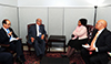 Bilateral Meeting between Minister Maite Nkoana-Mashabane and the Minister of Foreign Affairs of Algeria, Minister Abdelkader Messahel, on the sidelines of the UN General Assembly, UN Headquarters, New York, USA, 21 September 2017.