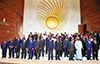 Group photograph of the AU Heads of State and Government and their representatives during the opening of the 29th Session of the Assembly of Heads of State and Government of the African Union (AU), Addis Ababa, Ethiopia, 3 July 2017.