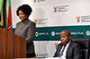 Media Briefing by Minister Nkoana-Mashabane to the media on the SADC Summit outcomes and Sierra Leone relief efforts, Pretoria, South Africa, 23 August 2017.