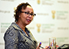 Minister Maite Nkoana-Mashabane delivers a Keynote Address at the Pan-African Women's Day Inter-Generational Dialogue (PAWO), O R Tambo Building, Pretoria, South Africa, 31 July 2017.