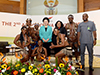 Closing Ceremony of the Second Africa - China Youth Festival, Pretoria, South Africa, 26 April 2017.