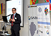 Vice President of Group Regulatory Services, Sasol Limited, Mr Johan Thyse, speaks about the lessons learned from the Mozambique-South Africa pipeline project, Johannesburg, South Africa, 1 August 2017.